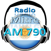 Radio Mitre AM 790 Buenos Aires Argentina Android APK Download Free By Radio Facilito