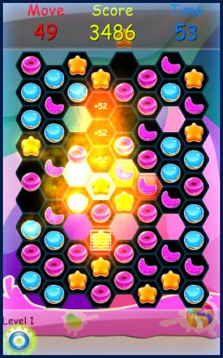 玩休閒App 糖果爆驚人免費 APP試玩
