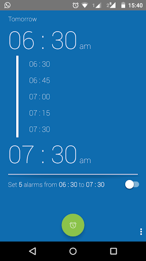 Alarm For Lazy People