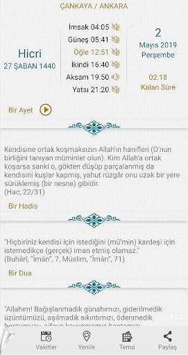 Namaz Vaktim screenshot 4