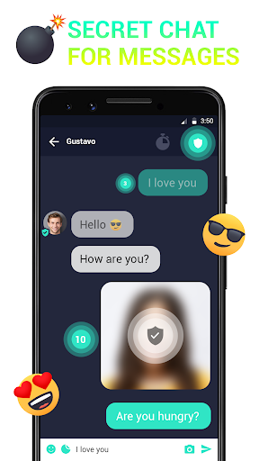 Messenger - Messages, Texting, Free Messenger SMS 3.6.0 screenshots 2