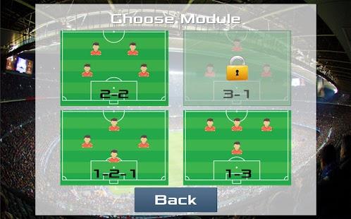 Pocket Professional Soccer - náhled