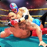 Wrestling Evolution - Free Wrestling Games : 2K18