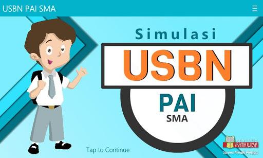 USBN PAI SMA-MA/SMK 1.0.3 screenshots 1