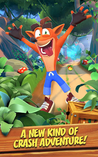 Crash Bandicoot Mobile 11
