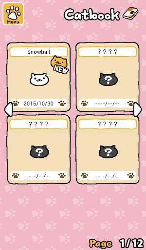 Neko Atsume: Kitty Collector apkpoly screenshots 2