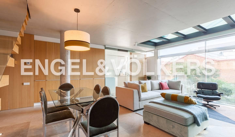Appartement avec terrasse et piscine Madrid