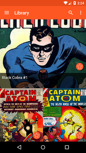 Astonishing Comic Reader Apk 2