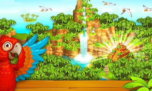 Farm Island Mod Apk [Unlimited Money] 2