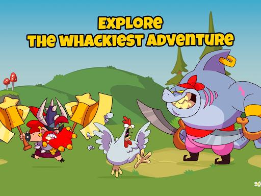 What The Hen: Enter The Dragons! 2.6.0 screenshots 8
