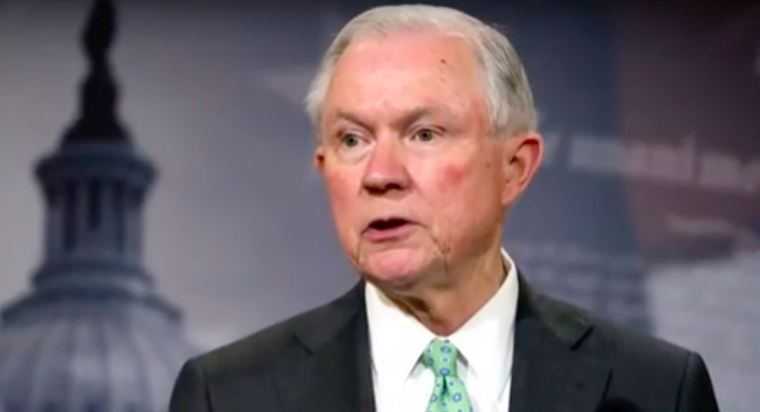 Jeff Sessions: when political correctness threatens the Constitution