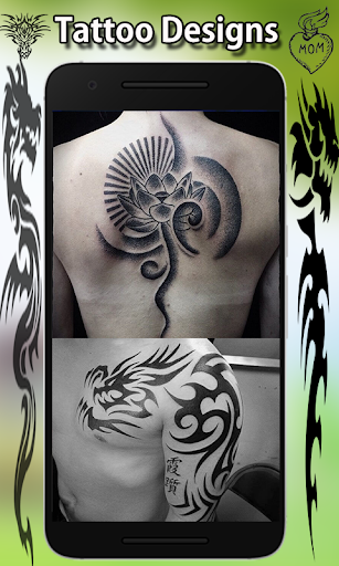 Tattoo Design Maker Man & Woman 1.0.1 screenshots 2