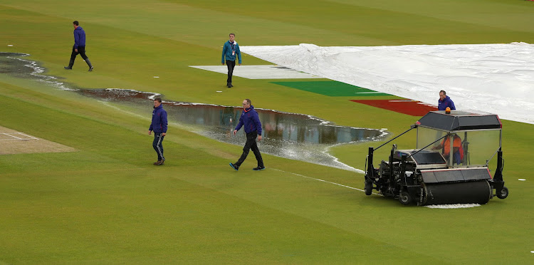 Rain doesn't go away' so World Cup semi will have to come back another day