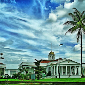 Bogor Palace.. by Sony Arezki - City,  Street & Park  Vistas