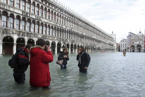 Những thành phố có nguy cơ bị nhấn chìm trong biển 1