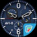 AVI-8 - Hawker Hunter AV4052-07 Watch Face icon
