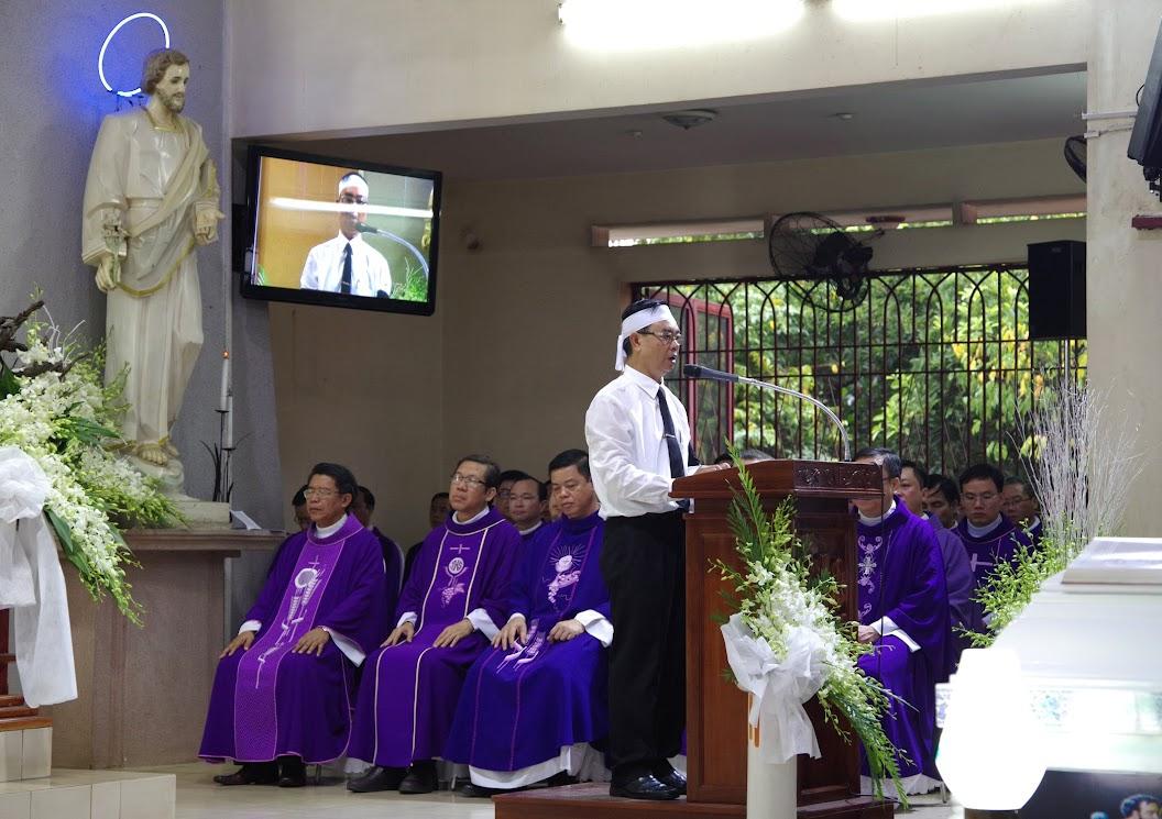 Thánh lễ an táng Cha Giuse Trần Ngọc Tâm - Chánh xứ Xuân Đức - Ảnh minh hoạ 18