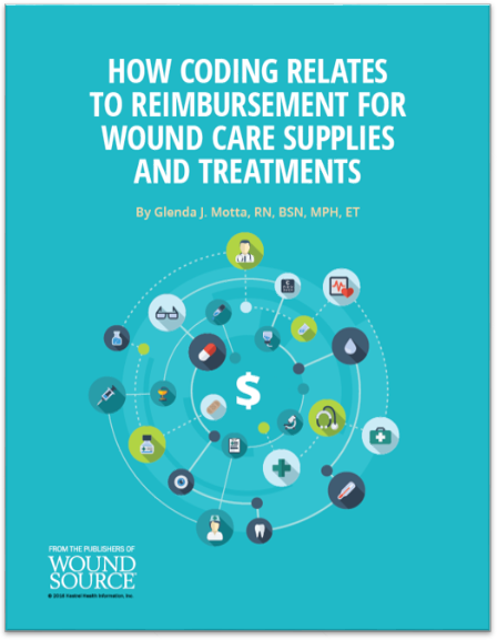 How Coding Relates to Reimbursement for Wound Care Products and Treatments