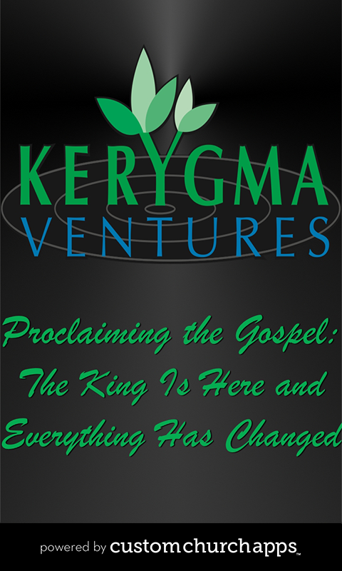 Kerygma Ventures- screenshot