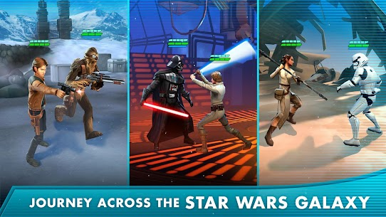 Star Wars™: Galaxy of Heroes Mod 0.20.643856 Apk [Unlimited Money] 2