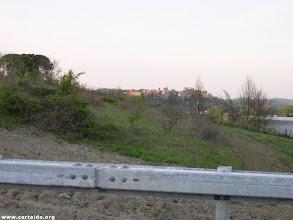 Photo: Certaldo Alto visto dalla nuova Circonvallazione