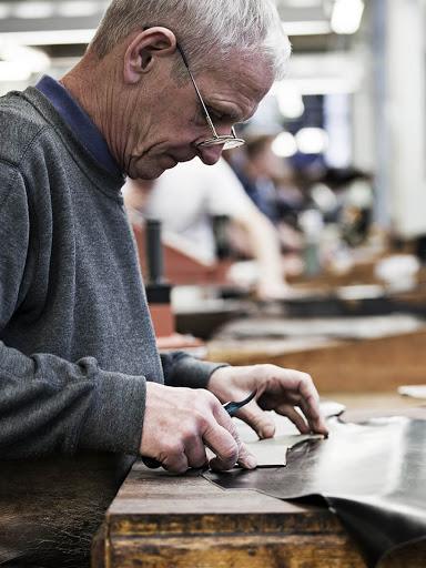 b57d16bdcb Est. 1879, Crockett & Jones, fine shoemakers — Google Arts & Culture
