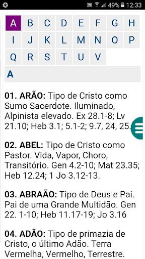Bíblia em Áudio +Dicionários screenshot 7