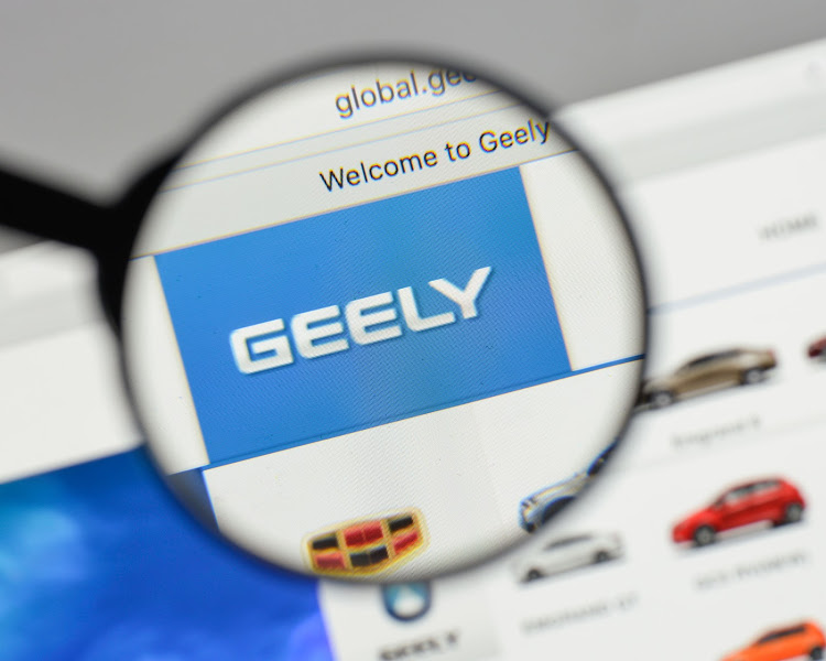 Geely plans to set up a commercial aerospace company to develop its satellite and communications technologies. Stock photo.