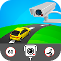 GPS Speed Camera Alert: Traffic Speed Radar APK