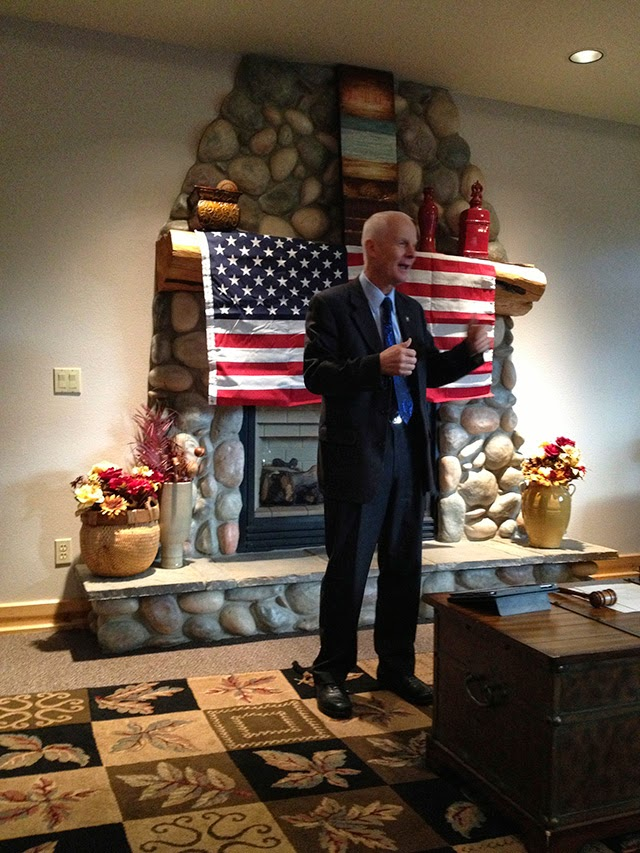 Photo: Dennis Richardson for Governor