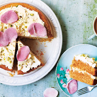Gluten-free Rose And Pistachio Cake