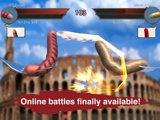 Sausage Legend - Online multiplayer battles apkpoly screenshots 6