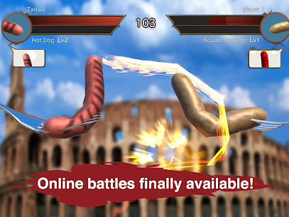 Sausage Legend – Online multiplayer battles Mod Apk Download For Android and Iphone 6