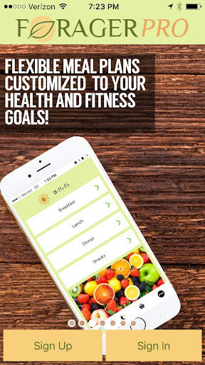 ForagerPro - The Meal Planner