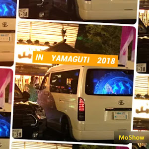 ハイエースワゴン TRH214W 25年式のカスタム事例画像 yuki⛄️さんの2018年09月02日10:26の投稿