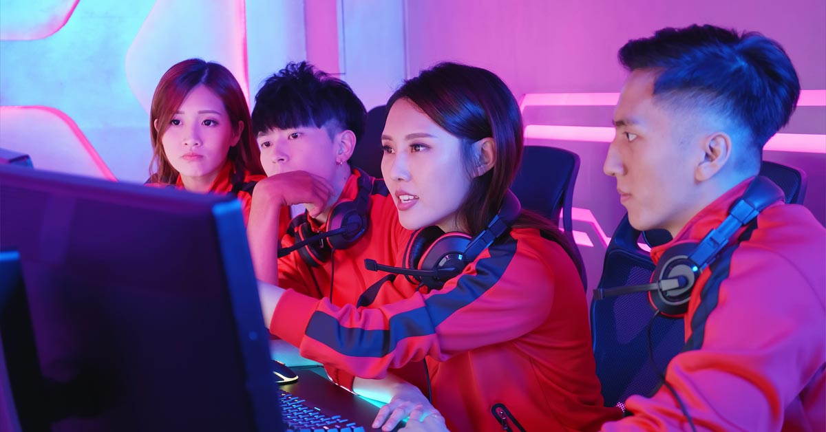 Being a good team player is an important skill for Entertainment and multimedia computing