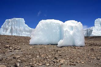 Photo: The Northern Ice Field (NIF) margin
