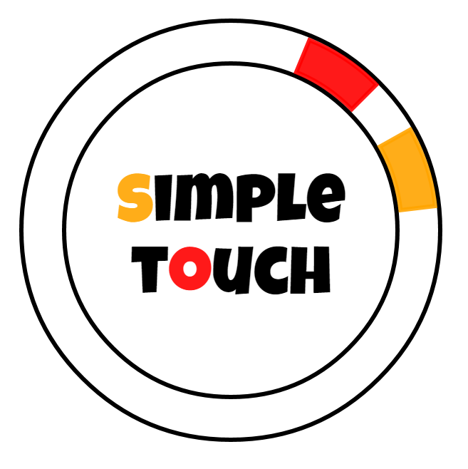 Simple Touch: captura de pantalla