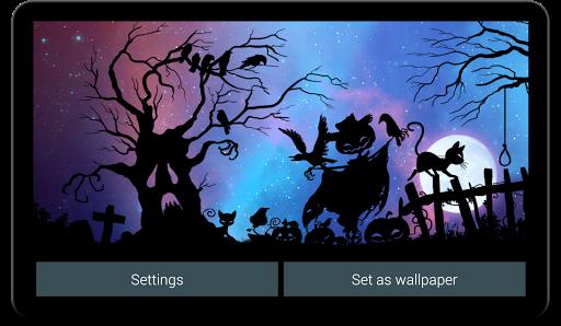 Nightfall Live Wallpaper Free screenshot 10