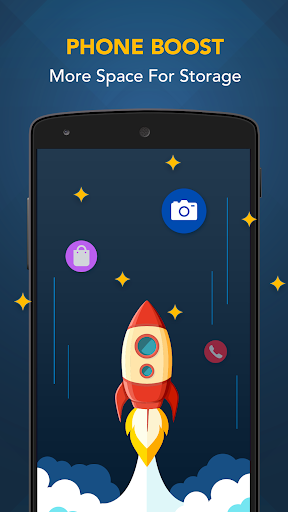 ONE Clean (Cleaner & Booster & App Manager) app (apk) free download for Android/PC/Windows screenshot