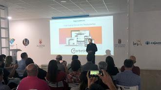 La presentación  tuvo lugar en la sede del Paseo de la Capital Española de la Gastronomía.