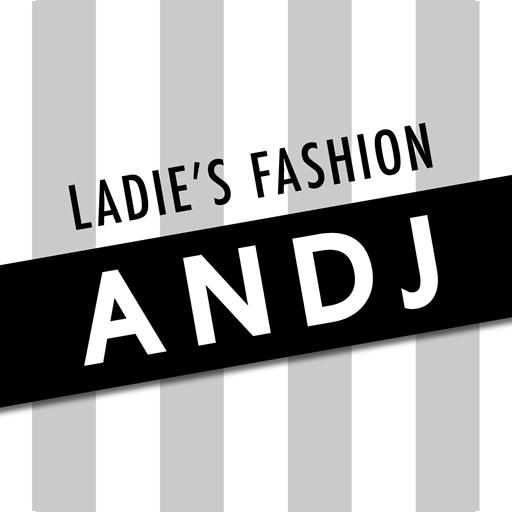 レディースファッション 大人可愛いプチプラ通販ANDJ 購物 App LOGO-硬是要APP