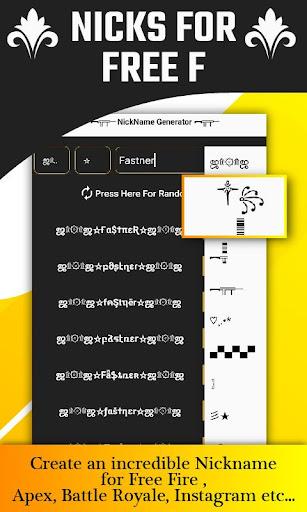 Download Name Creator For Free Fire Pubg Free For Android Name Creator For Free Fire Pubg Apk Download Steprimo Com