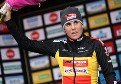 Sanne Cant wint Scheldecross, Marianne Vos meteen vierde bij haar rentree in het veld