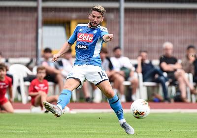 🎥 Dries Mertens décisif, match fou entre la Fiorentina et le Napoli