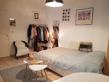 Studio meublé 22,05 m2