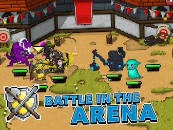 Bit Heroes APK screenshot thumbnail 17