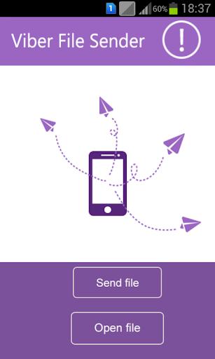 File Sender for Viber