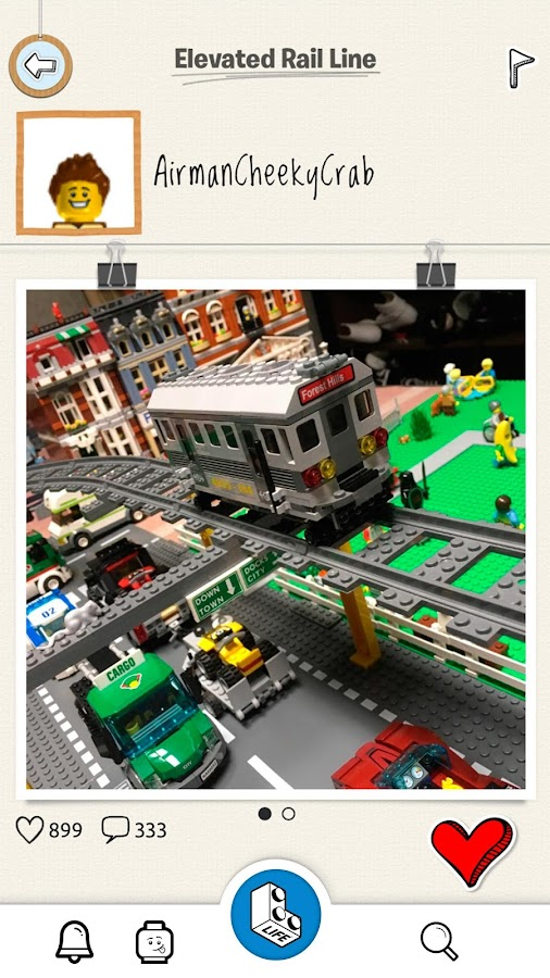 LEGO® Life- screenshot
