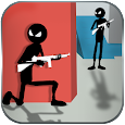 Stickman Shooter: Cover Fire icon
